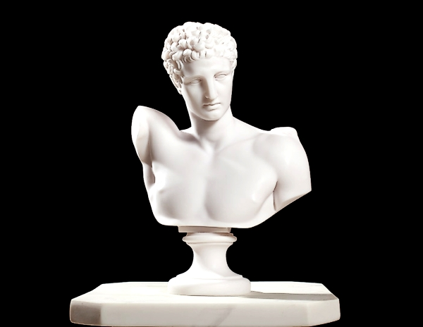 Statues & Busts :: Ancient Greek Busts :: Hermes of ...