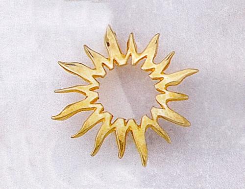 Greek Jewelry 14k Gold Pendants Ancient Greek