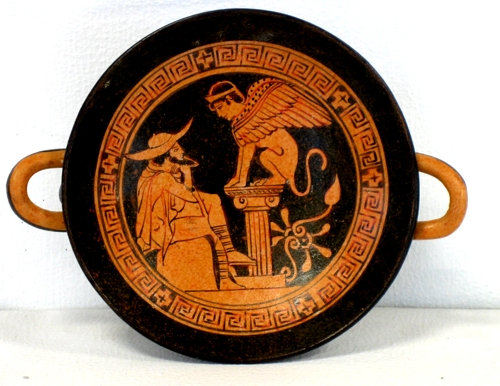 Greek Pottery Red Figured Pottery Red Figured Kylix