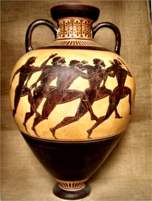 comparison of black and red figure greek 2018-8-9  list of greek mythological figures  achilles and penthesileia (lucanian red-figure bell-krater, late 5th century bc) aegea, a queen of the amazons aella.