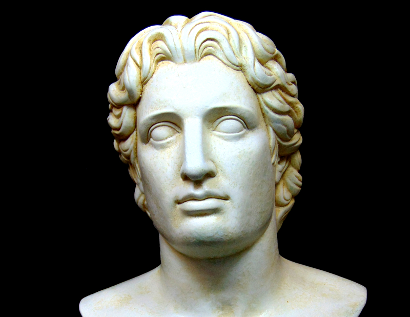 Statues Amp Busts Ancient Greek Busts Alexander The