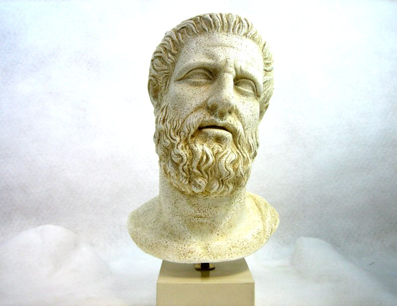 Statues Amp Busts Ancient Greek Busts Hippocrates The