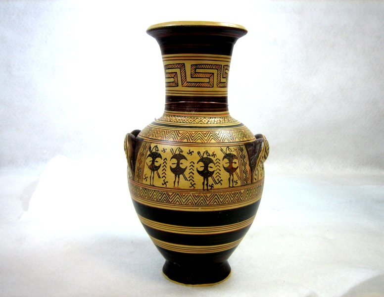 Greek Pottery Geometric Pottery Geometric Attic Amphora