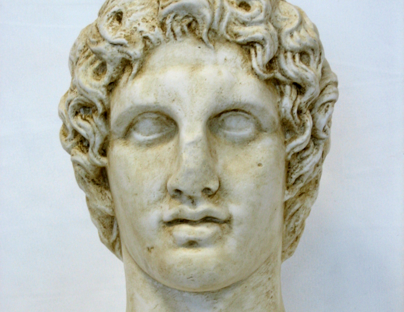Statues Amp Busts Ancient Greek Busts Alexander The Great