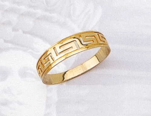 Greek Jewelry 14k Gold Rings Womens Rings Gold