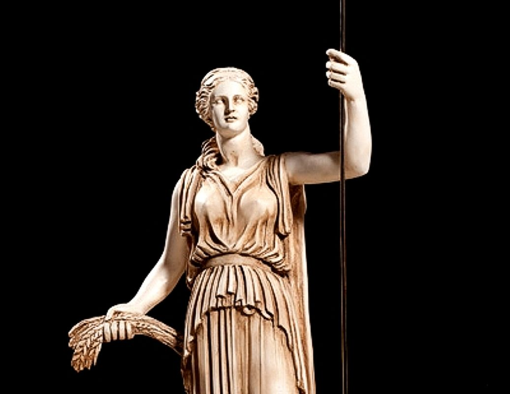 Statues & Busts :: The 12 Olympian Gods :: Demeter