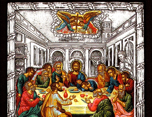 Greek Orthodox Icons Silver Icons Of Jesus Christ