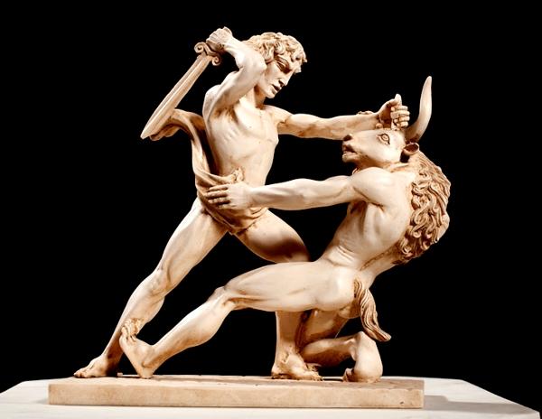 greek god theseus