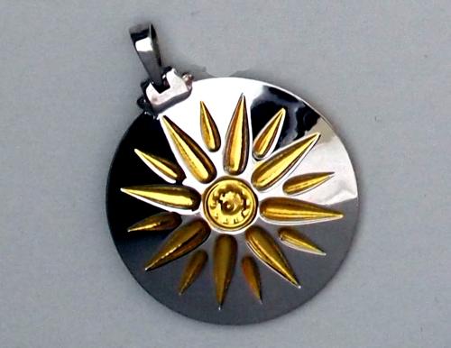 Greek jewelry silver pendants ancient greek pendants greek jewelry silver pendants ancient greek pendants vergina sun pendant gold plated aloadofball Gallery