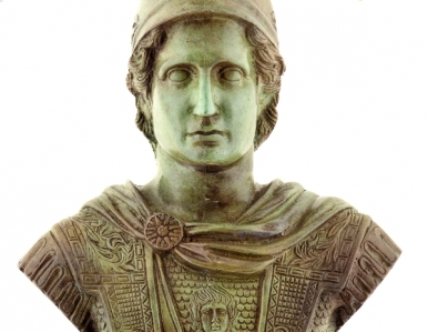 alexander the great emperor of Alexander iii (20/21 july 356 bc – 10 june 323 bc) was the greek ruler of  macedon, and creator of an empire that included greece, persia, egypt, and  many.