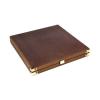 Wood chess set box
