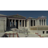 The Propylaia - the entrance gate of the Acropolis