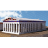 The Parthenon in full color