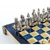 Brown chessboard