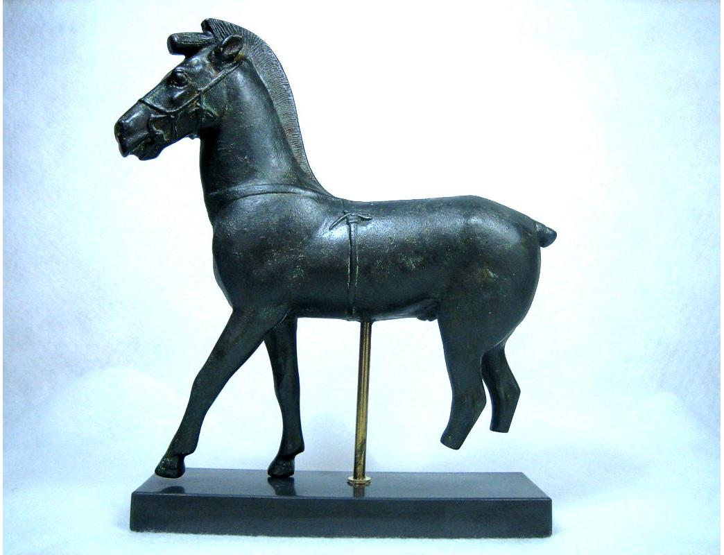 Statues Busts Ancient Greek Statues Trojan Horse Size 1