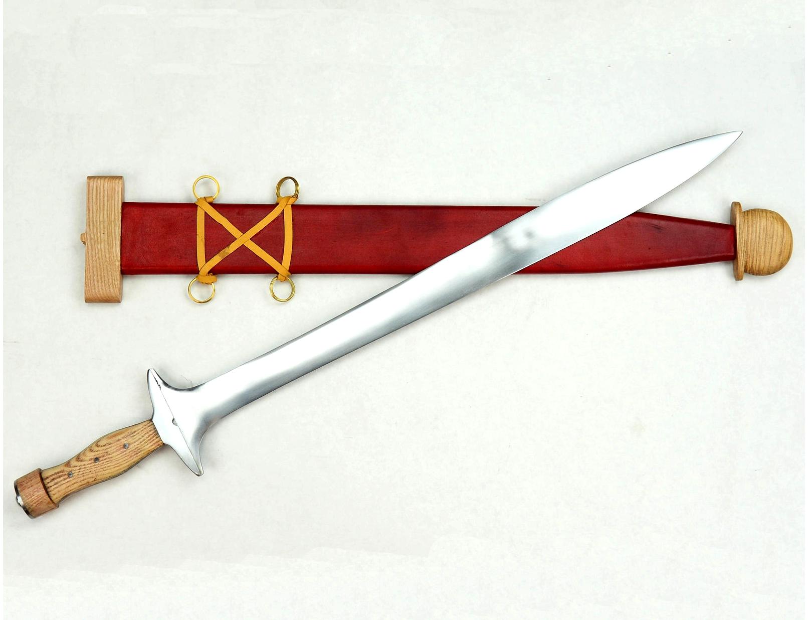 Armour & Weapons :: Greek Swords & Spears :: Macedonian ... Bronze Greek Xiphos Sword For Sale