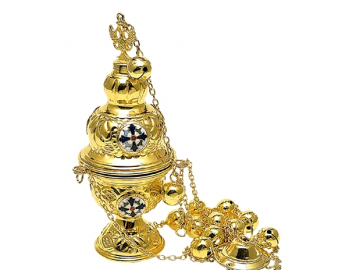 Greek Orthodox Incense Burner