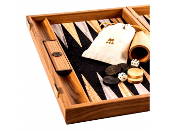 Greek Backgammon set
