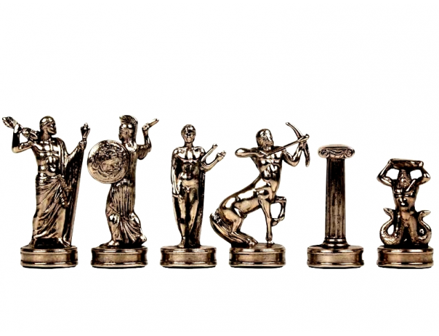 Silver chessmen