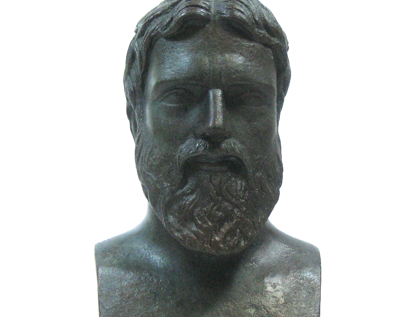 Plato Bust greek Great Philosophers Set  NEW Socrates