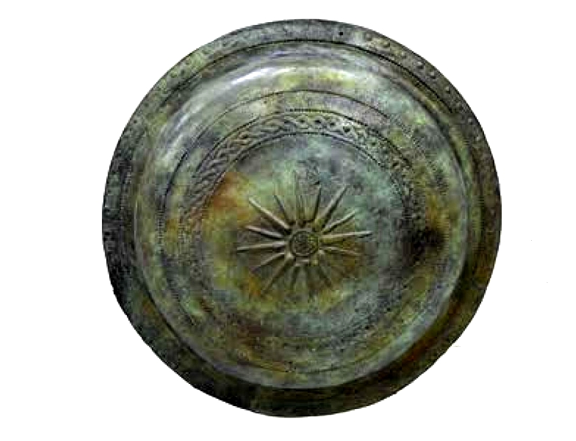 Image result for macedonian silver shields